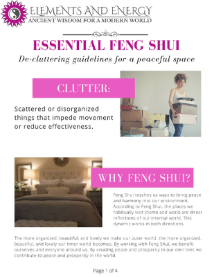 Cover Image for Free DeClutter Guide sized